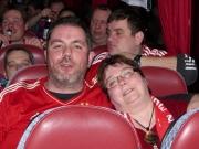 Fahrt gegen den 1 FC Köln